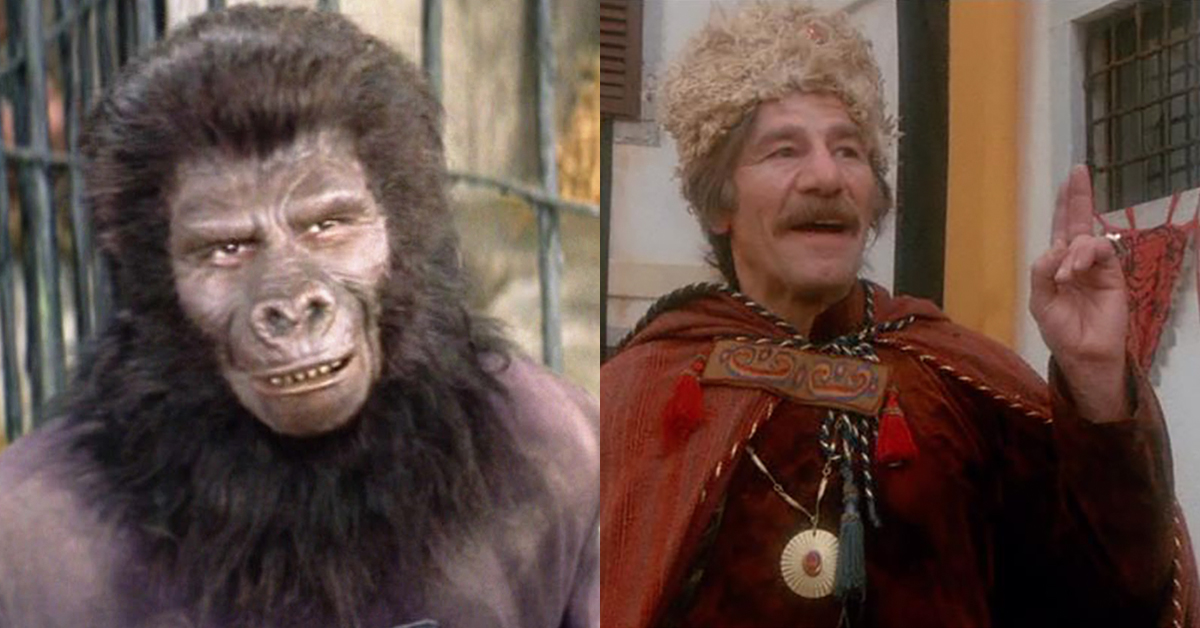 BUCK KARTALIAN FROM 'PLANET OF THE APES'