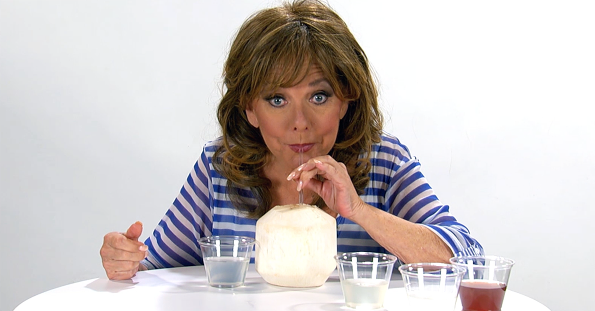 We asked Dawn Wells from 'Gilligan's Island' to taste test ...