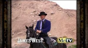 The Extraordinary James West
