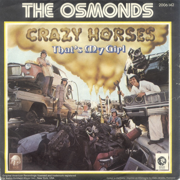 osmond chat rooms In 1971, i was sitting in a hotel room in london and there was a television chat  show going on, debating whether donny osmond should be.