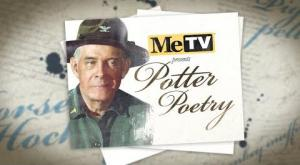 Hear Potter Poetry on 'M*A*S*H'
