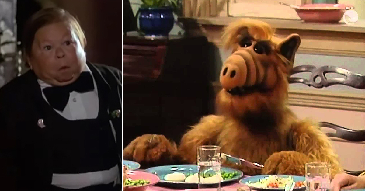 MICHU MESZAROS OF 'ALF'