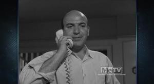 'Kojak' & 'The Twilight Zone' Mash-Up