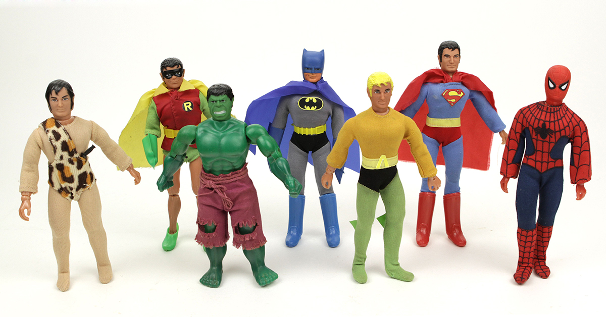 Best Super Hero Toys And Action Figures : Reasons mego was the best at making action figures in