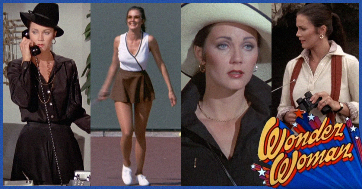 Lynda Carter Was The Best Dressed Woman On 1970s Television