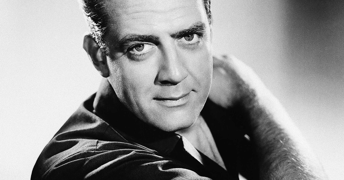 Raymond Burr 11 things you never knew about Raymond Burrs Ironside