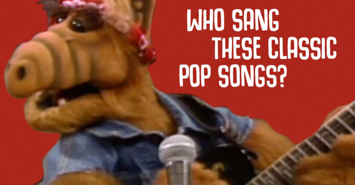 do you know who sang these hit pop songs used as alf episode titles - Alf Halloween Episode