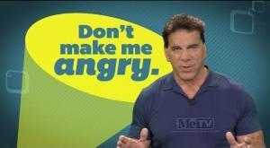 Don't Make Lou Angry