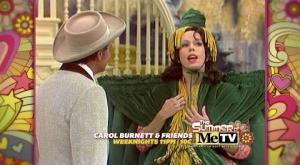 Carol Burnett - Weeknights at 11PM | 10C