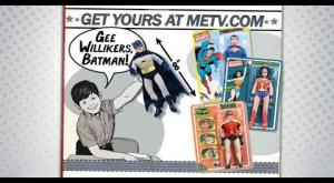 Collect Retro Action Figures at The MeTV Store