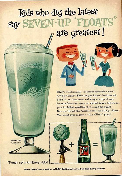 14 Refreshing Vintage Ads To Get You Through The Dog Days