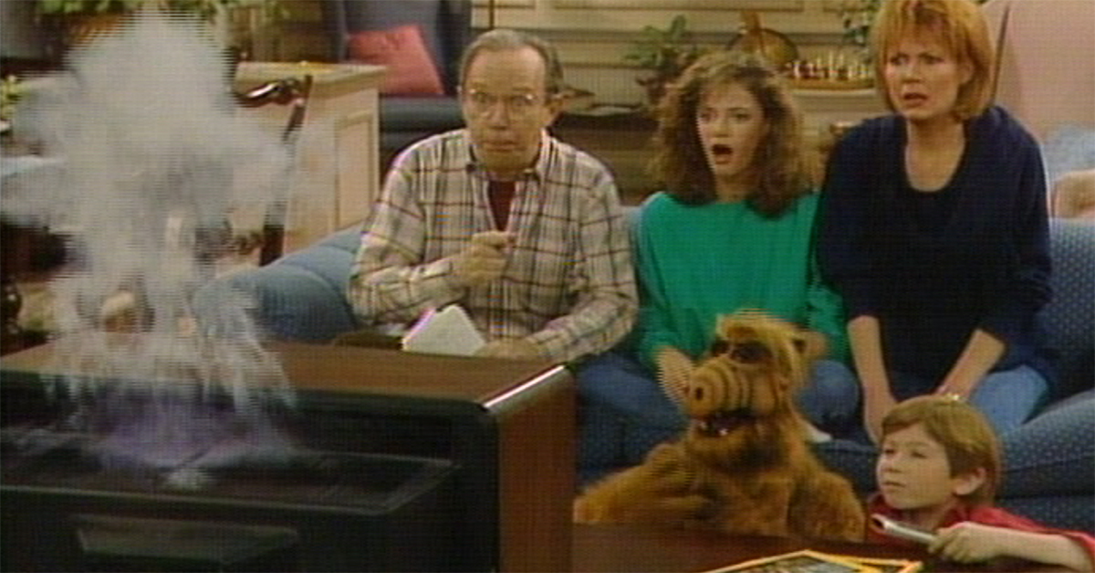 weird science - Alf Halloween Episode