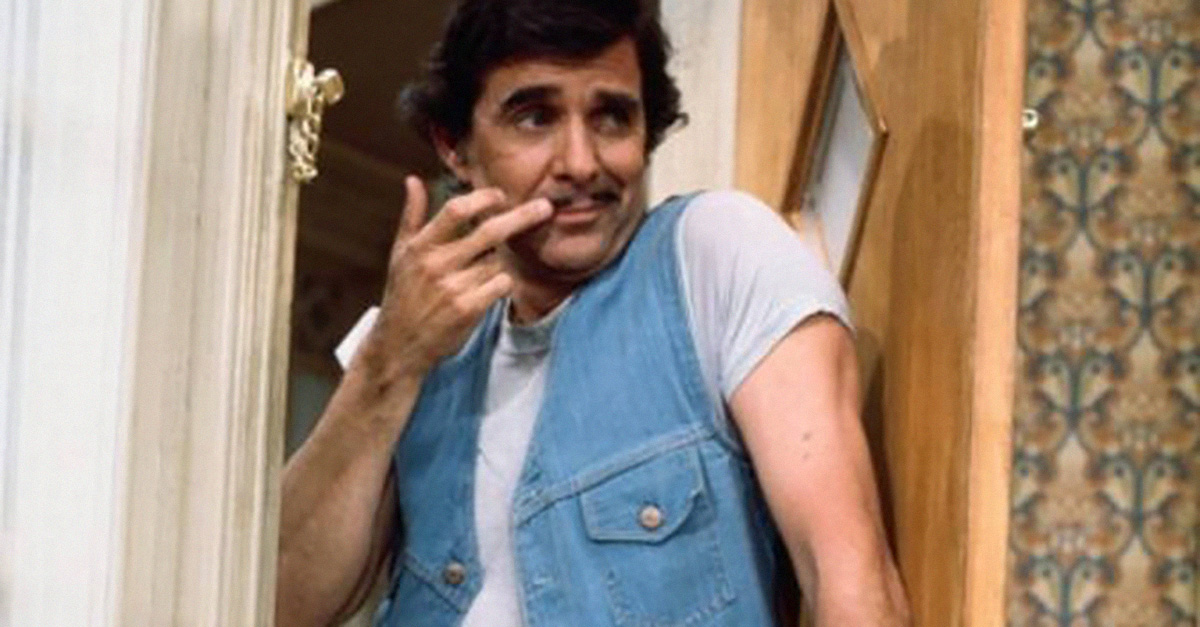 PAT HARRINGTON, JR. OF 'ONE DAY AT A TIME'