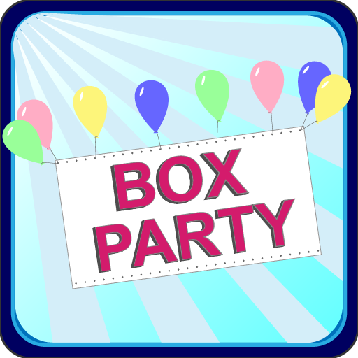 Box Party Logo