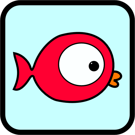 Derpy Fish Logo