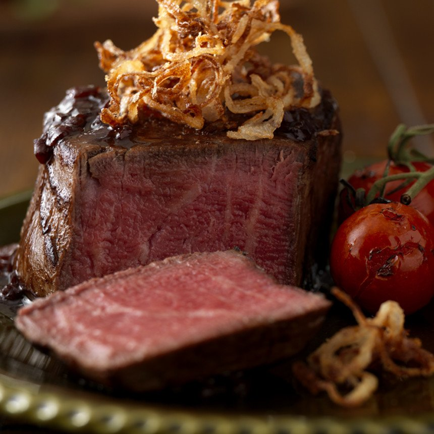 USDA Prime Filet Mignon