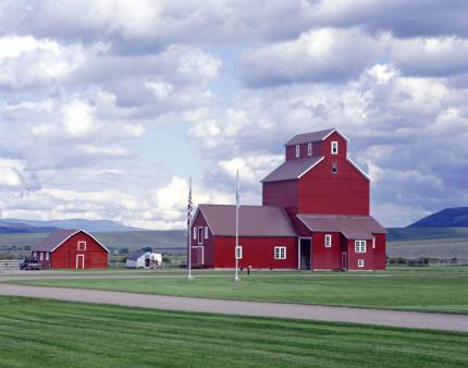 Meyer Company Ranch equipment buildings