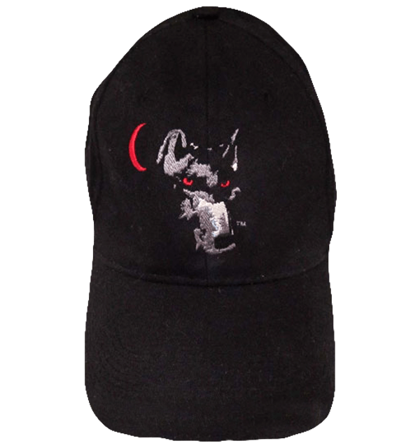 Official Chuck Norris Lone Wolf Cap (as seen on The Expendables 2)