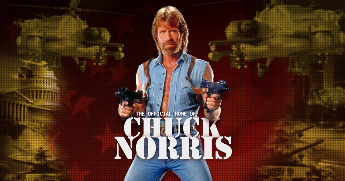 Morning and Evening - Chuck Norris