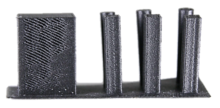 Onyx Pillars Test Print – Markforged