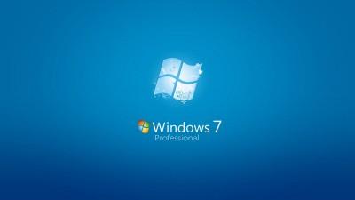 Wallpaper - Windows 7