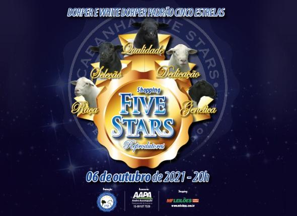 EM BREVE - SHOPPING FIVE STARS