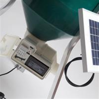 Alimentador Automático Igarapé - mod. FORÇA SOLAR 40 Litros (para rações até 16mm)