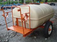 Carreta Tanque Agrícola P/ trator-2000 Litros
