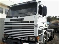 Caminh�o  Scania 113 360  ano 98