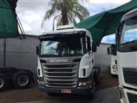 Caminh�o Scania G 470 ano 11