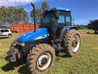 Trator Ford/New Holland TL 85 4X4 4x4 ano 12