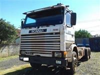 Caminh�o Scania 113 360 ano 96