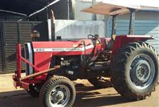 Trator Massey Ferguson 290 4x2 ano 91