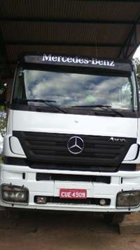 Caminh�o Mercedes Benz (MB) 3344 Cavalo ano 09