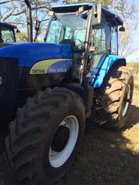 Trator Ford/New Holland TRATOR NEW HOLLAND TM 7040 4x4 ano 12