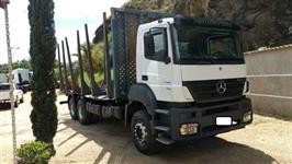 Caminhão Mercedes Benz (MB) 3344 Plataforma ano 11