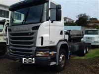 Caminhão Scania 124 420 ano 11