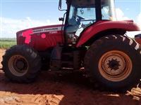 Trator Massey Ferguson 7390 4x4 ano 12