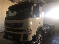 Caminhão Volvo FMX 460 6X4 ano 12