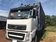 Caminhão Volvo FH 520 6X4 CANAVIEIRO PLATAFORMA ano 11