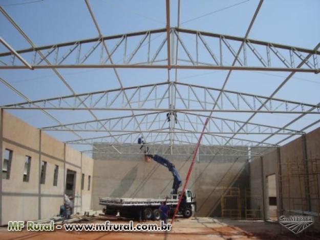 Jw Estruturas Metalicas e Reservatorios Metalicos