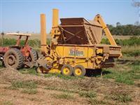 Colheitadeira Matuda de sementes forrageiras, colheitadeira Triton CS-4000 2013