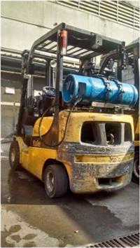 EMPILHADEIRA YALE 3,0 ton
