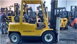 EMPILHADEIRA HYSTER H55XM - 2,5 ton - 2004