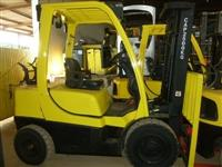 EMPILHADEIRA HYSTER H50FT - 2,5 ton - 2007