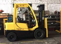 EMPILHADEIRA HYSTER H55FT - Ano 2010