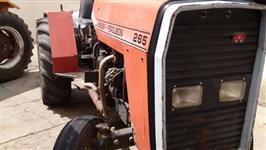Trator Massey Ferguson 265 4x2 ano 91