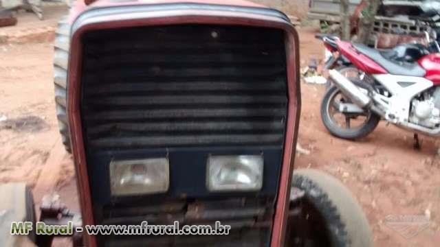 Trator Massey Ferguson 265 4x2 ano 94