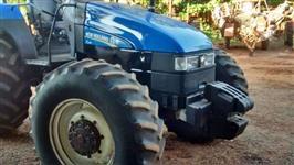 Trator New Holland TL 85 E 4x4 ano 11