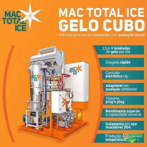 bd11d1c15 MÁQUINA DE GELO INDUSTRIAL COMPACTA Máquinas ...